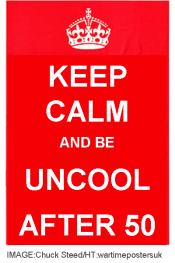 Keep calm and be uncool final