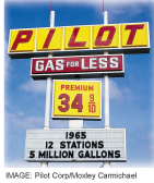 35 cent gas