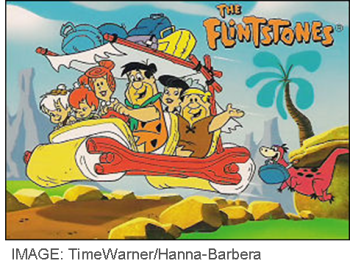 Fred Flintstone and all