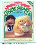 Cabbage Patch Kids spread
