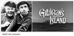 Gilligan's Island_The Skipper_Gilligan