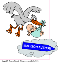 Stork_Baby to Madison Avenue