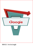 googie-sign